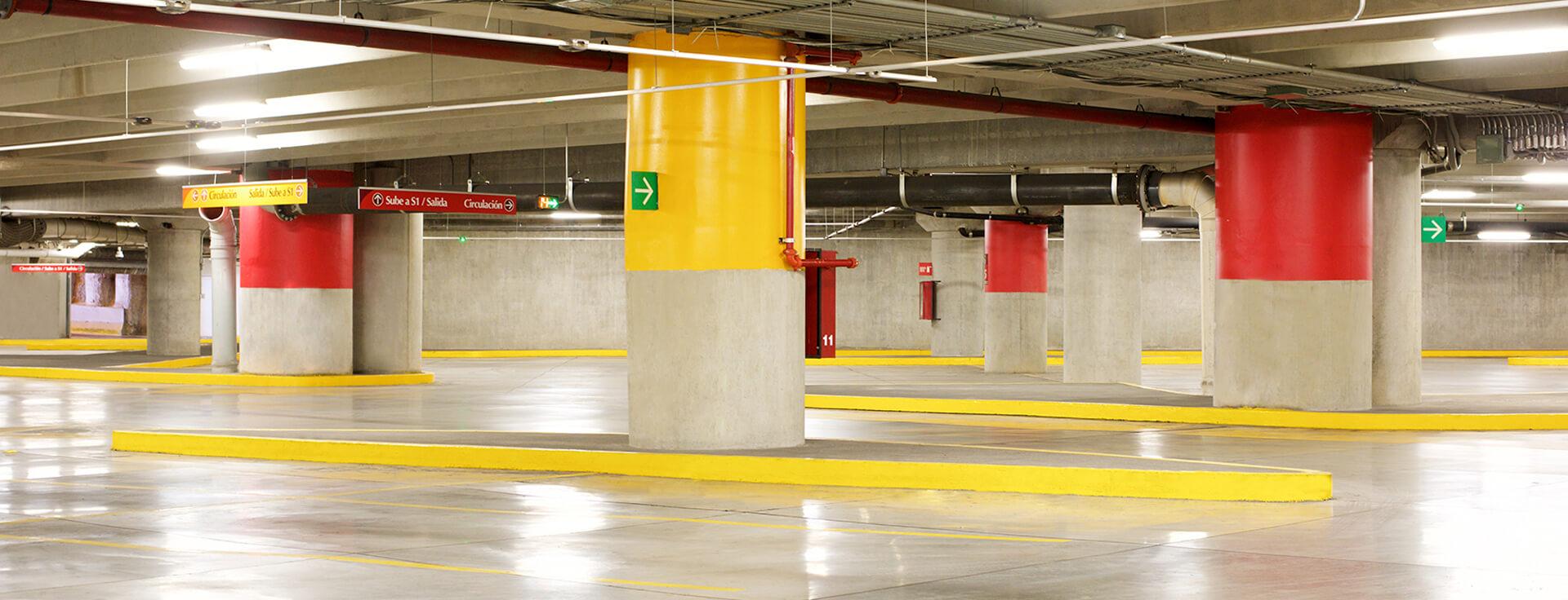 Eon parking caso de estudio andares for Rentabilidad parking